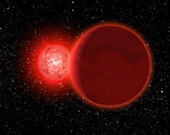 stella di scholz sole sistema solare via lattea