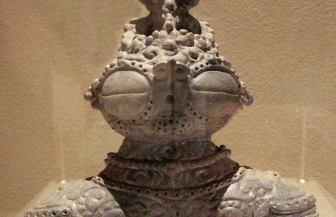 Antiche figure Dogu con grandi occhi sfidano la spiegazione scientifica