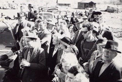 Un viaggiatore del tempo nel 1941
