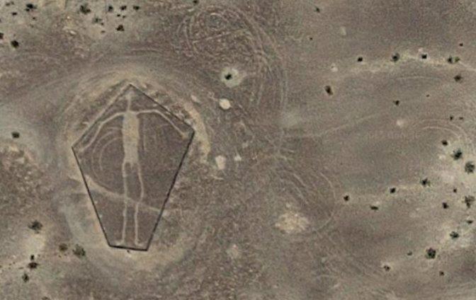 Blythe Intaglios: impressionanti geoglifi antropomorfi nel deserto del Colorado