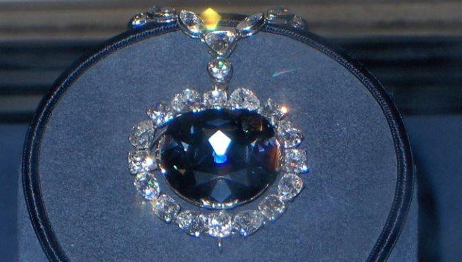 Il Diamante Hope: la gemma maledetta più famosa della storia
