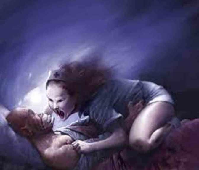 Notizie ESP: Paralisi nel sonno o viaggio astrale?